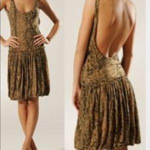 LAMB Gwen Stefani Dress | Low Back | Size 10